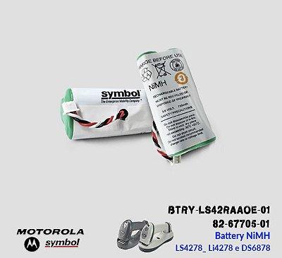 Bateria Symbol para Leitor DS6878-LS4278-Li4278