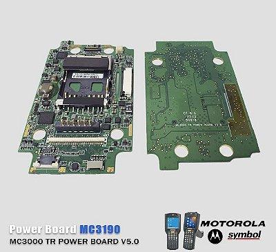 Placa de energia Coletor Symbol Motorola MC3190 Gun ou Brick