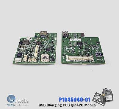 USB charging PCB Zebra QLn420