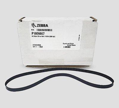 Correia principal Zebra 110XI4 (600DPI)