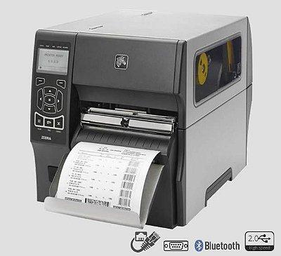Impressora de etiquetas Zebra ZT410 w/Cutter