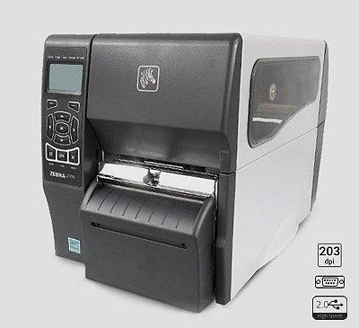 Impressora de etiquetas Zebra ZT230 com Cutter