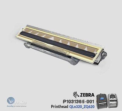 Cabeça Térmica Zebra Mobile QLn320_ZQ620