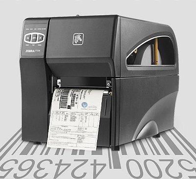 Impressora de etiquetas Zebra ZT220