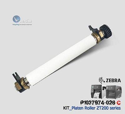 KiT Platen roller Zebra ZT220/ZT230|P1037974-028-C