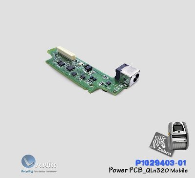 Power Board Zebra QLn320 Mobile | P1029403-01