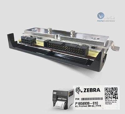 Cabeça de impressão Zebra ZT410|300dpi|P1058930-010