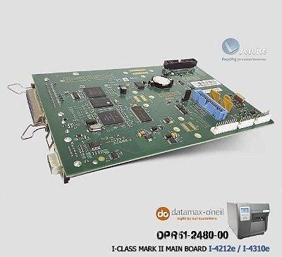 Placa Principal Datamax I-4212e Mark II |DPR51-2480-00
