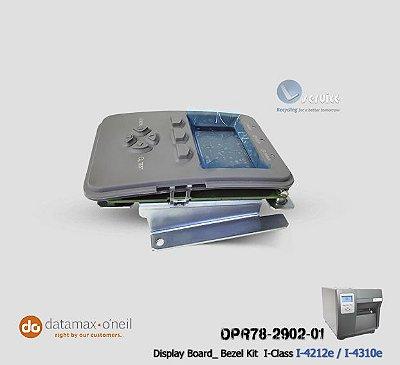 Painel do operador Datamax i-4212e Mark II |DPR78-2902-01