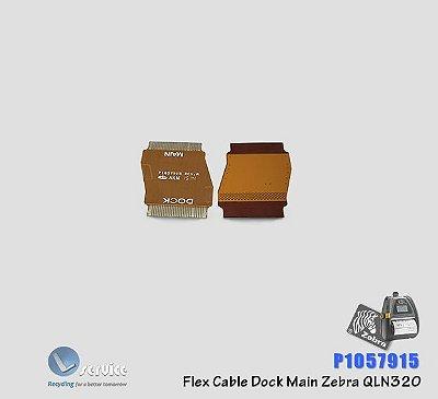 Flex Cable Dock Main Zebra QLn320