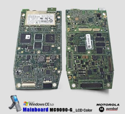 Placa Principal Motorola-Symbol MC9090G→Windows® CE 5.0