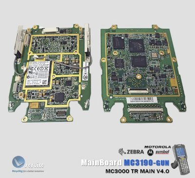 Placa Principal Zebra-Motorola-Symbol MC3190-Gun