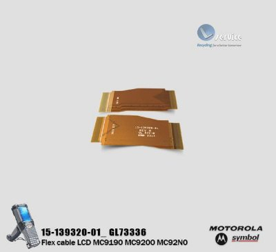 Flex Cable LCD-CPU Motorola-Symbol MC9190/MC92N0
