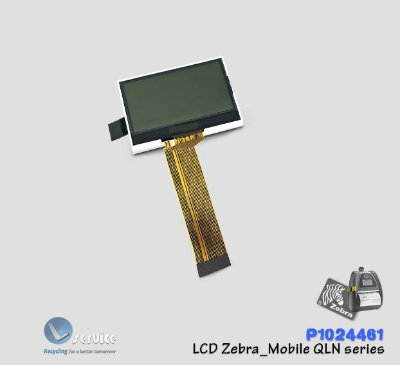 LCD Display Zebra QLn420