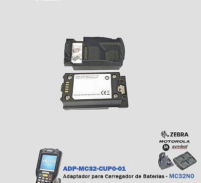 Adaptador de carregador de Baterias Zebra MC32N0