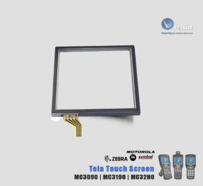 Tela Touch Screen MC3090-MC3190-MC32N0