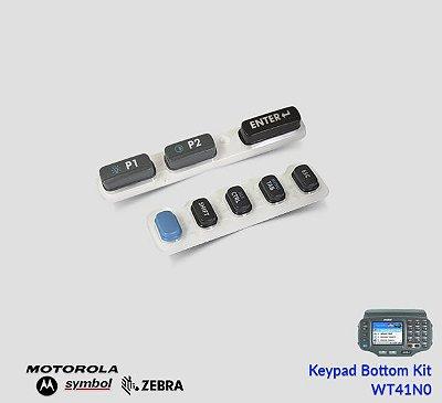 Keypad Bottom Zebra WT41N0