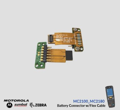 Battery Connector Zebra MC2100_MC2180