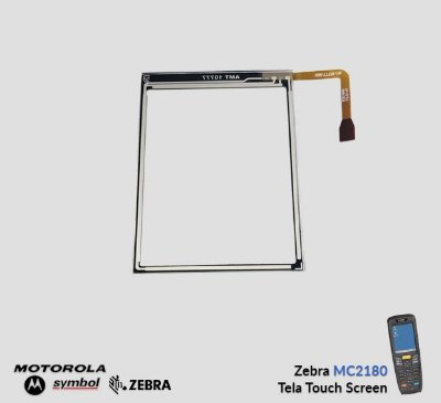Tela Touch Screen Zebra MC2100/MC2180