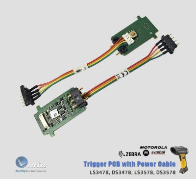 Trigger PCB Zebra LS3478/DS3478/LS3578/DS3578