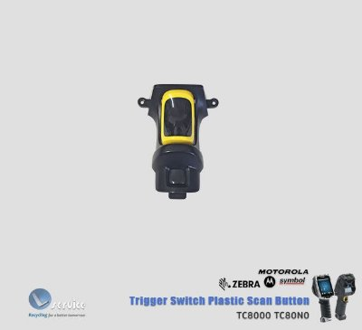 Trigger Switch Plastic Scan Button Zebra TC8000 series