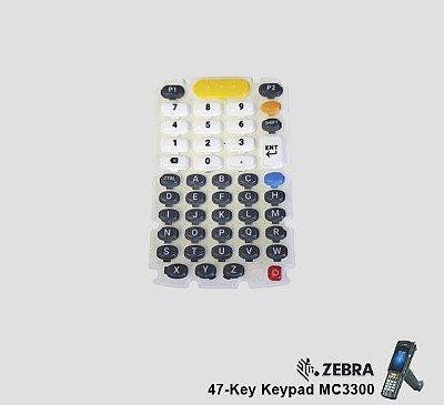 Membrana do Teclado (47 Teclas) Zebra MC3300