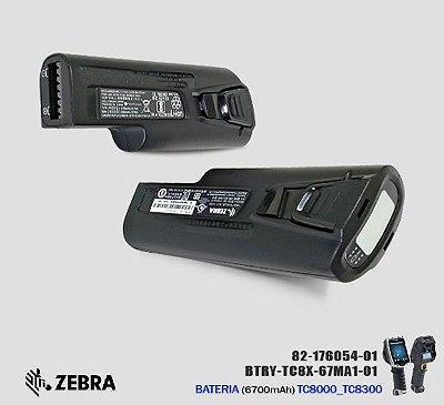 Bateria Zebra coletor TC8000_TC8300