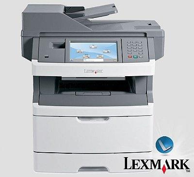 Impressora Lexmark X464de Multifuncional