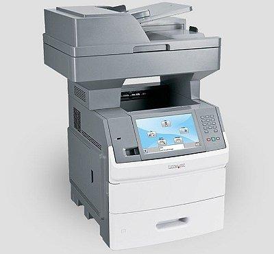Impressora Lexmark X656de Multifuncional