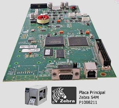 Placa principal Zebra S4M|Zebra - P1008211