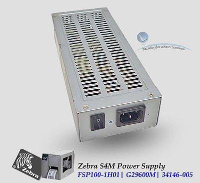 Fonte Zebra S4M|FSP100-1H01|G29600M|34146-005