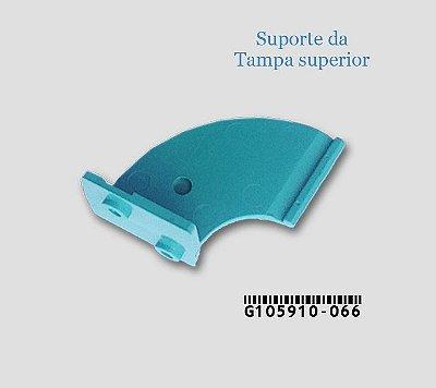 Suporte da tampa superior Zebra Tlp2844 /Gc420| G105910-066