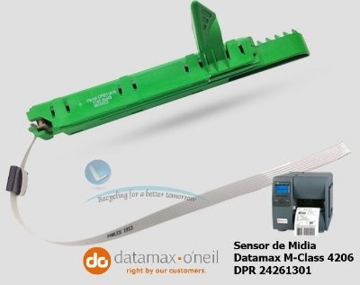 Sensor de Midia Datamax M-Class 4206 | DPR24-2613-01