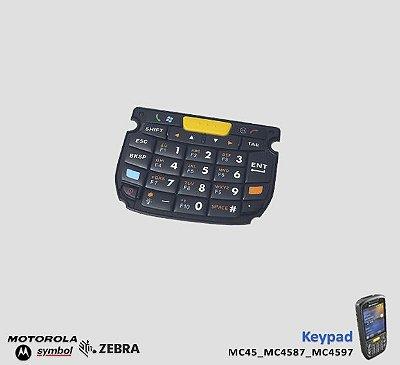 Keypad Zebra MC45, MC4587, MC4597