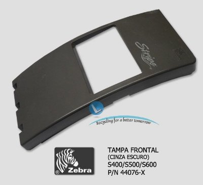 Tampa Frontal Zebra S600 | Zebra 44076-X