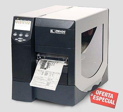 Impressora de etiquetas Zebra ZM400|203 dpi