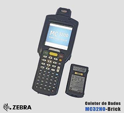 Coletor de Dados Zebra MC32N0 Brick