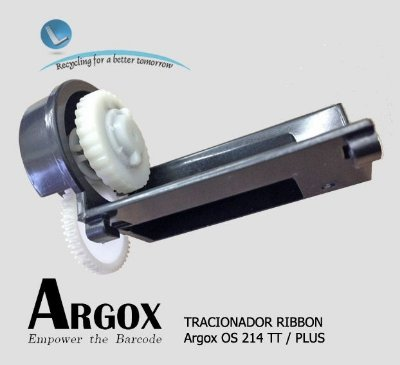 Tracionador do Ribbon Argox OS214 TT/ OS214 Plus