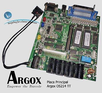Placa principal argox OS 214TT