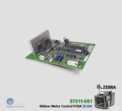 Ribbon Motor Control PCBA Zebra ZE500 series