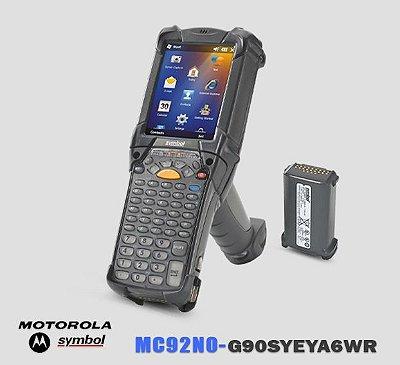 Coletor de Dados Zebra MC9200/MC92N0