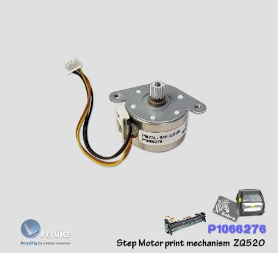 Step Motor Zebra Mobile ZQ520