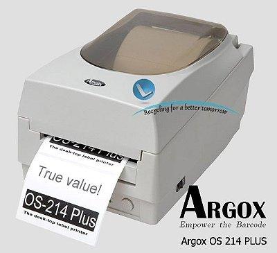 Impressora Argox Os 214 Plus Lservice Pe 231 As E Impressoras