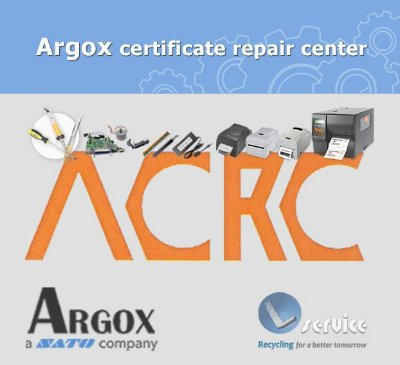 Lservice-Argox Centro de Reparo Certificado