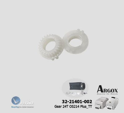 Gear 24T Argox OS214 series