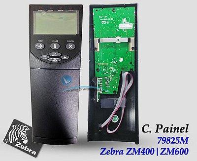 Painel Controle Zebra ZM400/ZM600|79825M