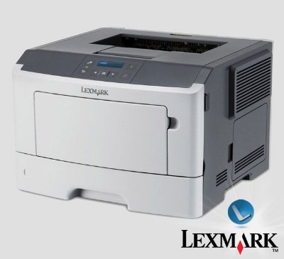 Impressora lexmark MS410DN