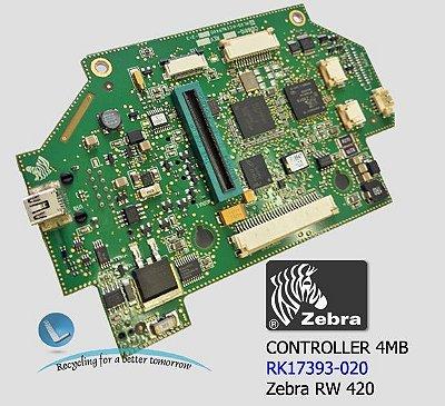 Placa principal Zebra RW420 | RK17393-020