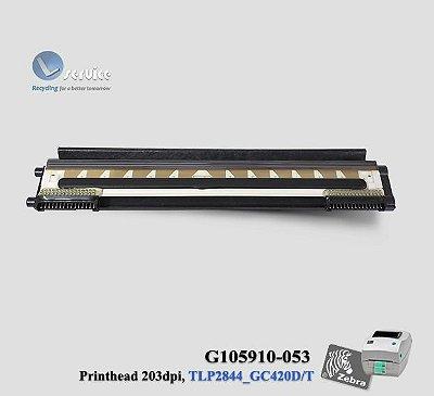 Cabeça de Impressão Zebra TLP2844_GC420D/T