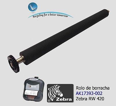 Rolo de Impressão Zebra RW420| AK17393-002